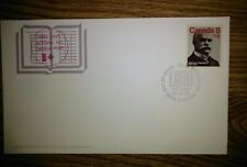 CANADA FDC 1975 ALPHONSE DESJARDINS W/1975 PIPEX SEAL FREE US SHIPPING