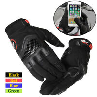 Motorcycle Gloves For Men Touch Screen Electric Bike Glove Moto Cycling Racing