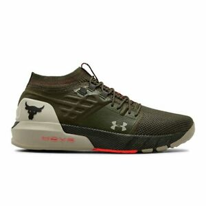 UA Project Rock Men's Training Shoes Under Armour Dwayne Johnson 3022024-301