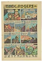 Vintage Buck Rogers 1953 Sunday Comic #183