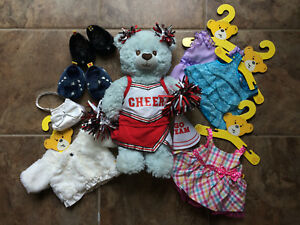 Build a Bear with Various Clothes