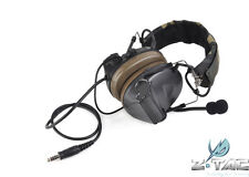 Z Tactical Peltor COMTAC II Type Noise Reduction Headset Z041-BK