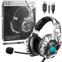 Noise Cancelling Xbox one Gaming Headset Over the Ear Headphone for PS PC MAC