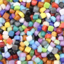 310pc/bag DIY Vitreous Glass Mosaic Tiles Wall Crafts Mixes Optic Drops Tool #4g
