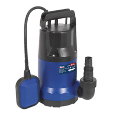 WPC150A Sealey Submersible Water Pump Automatic 150ltr/min 230V [Water Pumps]