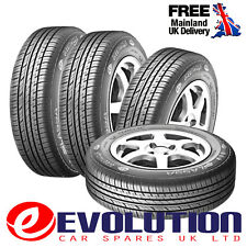 4 X GENUINE 205/55R16 LASSA GREENWAYS TYRES 91V 2055516