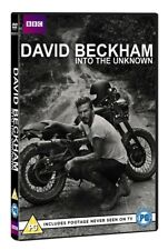 David Beckham - Into The Unknown (DVD, 2014) ( NEW )