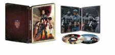 Captain America The First Avenger - Steelbook (Blu-ray+4K UHD) - Dt. Ton Neu/OVP