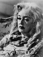 138 BETTE DAVIS WASTED SITTING IN CHAIR WHAT EVER HAPPENED TO BABY JANE? PHOTO
