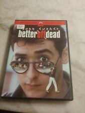 Better Off Dead (Dvd, 1985) John Cusack*Free Shipping!*