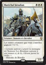Maréchal bénalian Dominaria - Benalish Marshal    MTG Magic Francais NM