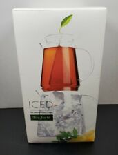 Tea Forte Iced Tea Brewing Pitcher--New but Missing Infuser