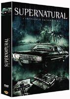 COFFRET DVD SERIE FANTASTIQUE : SUPERNATURAL SAISON 1 A 4 - FRERES CONTRE DEMONS