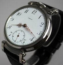 Bildschöne OMEGA swiss Jumbo Art Deco Style mariage ARMBANDUHR Wrist Watch 1920