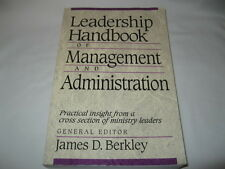 Leadership Handbook of Management and Administration (2007, Paperback)