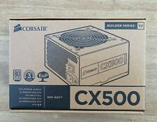 Corsair Builder Series CX500 V2 500W 80 PLUS ATX PSU Power Supply