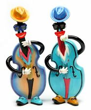 Jazz & Blues Bass  Salt & Pepper Shaker