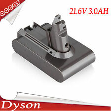 Battery for Dyson 21.6V 3000mAh  V6 DC58 DC59 DC61 DC62 DC72 DC74 Animal