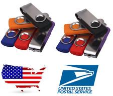wholesale ( 10 PACK ) 16 GB USB 2.0 flash drive thumb data storage u disk pen
