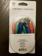 ONN Component Video Cable and audio