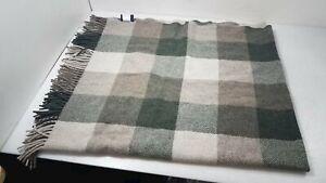 """Pendleton Wool Throw Blanket 52"""" x 56"""""""