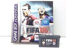 JUEGO GAMEBOY ADVANCE FIFA 06 5098526