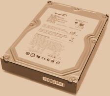 Seagate BARRACUDA 7200.11 difettoso ST3500320AS BSY RIPARAZIONE servizio unbrick