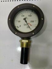 Mano-Clock L3E Float level gauge 250cm fuel oil Industrial mano-term diesel petr