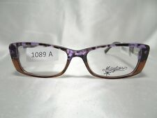 42f85bf87fde IMAGEWEAR MILLEFIORI SPETTRO in Amethyst 54-17-135 Flex Hinge Authentic New  A089