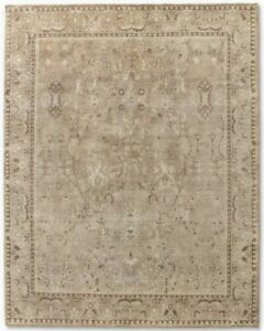 Restoration Hardware MAURO HAND-KNOTTED RUG 10x14 $8395 MSRP