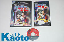 DISNEY'S MAGICAL MIRROR STARRING MICKEY MOUSE GAMECUBE COMPLETO PAL ESPAÑA
