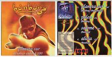 BUNBURY Planeta Sur ESPECIAL ACUSTICO CADENA 100 CD PROMO HEROES DEL SILENCIO
