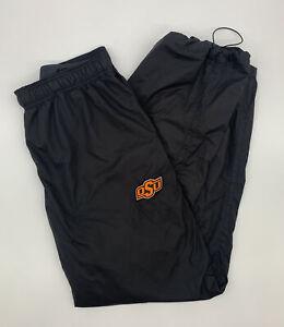 Nike Oklahoma State Cowboys Windbreaker Track Pants Size Men's XL X large OSU