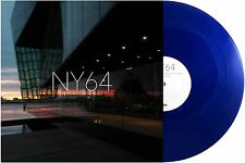 NY IN 64 The Gentle Indifference LP BLUE VINYL ex YOU & I and EAST OF THE WALL