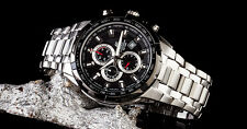 Casio Herrenuhr Edifice EF-539D-1AVEF Chronograph