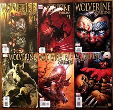 Wolverine Origins (2006) 1-15 full run with variants #10 1st app Daken lot of 20