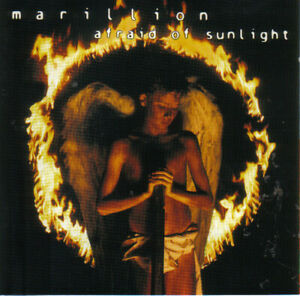 CD-Marillion /Afraid of Sunlight 1995