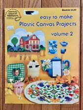 Easy to Make Plastic Canvas Projects Vol 2
