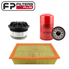 B7039 + PF7698 + PA4148 Baldwin Filters USA Service Kit - 7.3L F250, F350