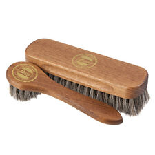 Bass Buffing & Dauber Brush Set for boots and shoes