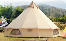 Outdoor 10 Person 3 Season Super Large Space Waterproof Big Family Mongolia Tent