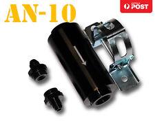 AN-10 10AN AN10 50 Micron Aluminium In Line Fuel Filter Stainless Steel Element