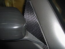350Z 03-08 CARBON FIBER SIDE MIRROR BASE COVERS