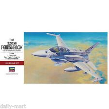 Hasegawa 1/48 07244 F-16F (Block 60) Fighting Falcon Model Kit