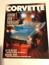 Corvette Quarterly  Spring 1990 Volume Three Number Four