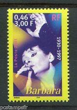 FRANCE - 2001, timbre 3396 - Barbara - neuf**