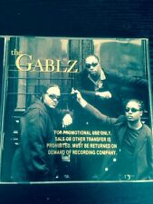 The Gablz - CD, R&B, 1997, Import, Promtional, Excellent Tracklist