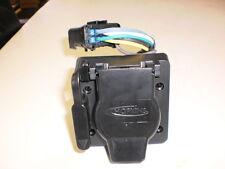 Dodge (Hopkins) Trailer Connector Truck OEM Plug 7-way RV +4 flat Multi-Tow