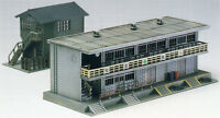 Greenmax No.2134 Station (Railroad) Office (1/150 N scale)