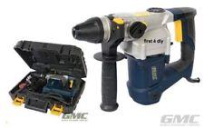 GMC 240v 3 Function 1000w SDS Plus Rotary Hammer Combi Drill Breaker Chisel